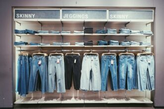 Dallas fashion, style boutiques, jeans